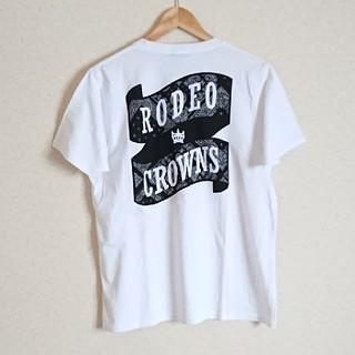 ロデオクラウンズワイドボウル(RODEO CROWNS WIDE BOWL)のRCWB Tシャツ(Tシャツ/カットソー(半袖/袖なし))
