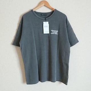 RODEO CROWNS WIDE BOWL - RCWB メンズ ピグメント ビッグ ワッフル Tシャツ