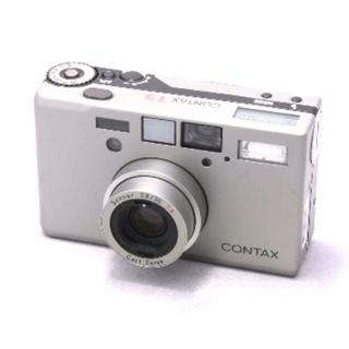 キョウセラ(京セラ)のコンタックス CONTAX T3 チタン(フィルムカメラ)