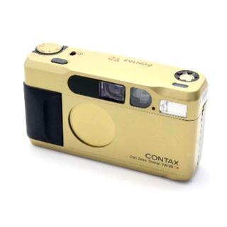 キョウセラ(京セラ)のコンタックス CONTAX T2 ゴールド(フィルムカメラ)
