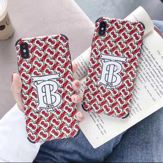 バーバリー(BURBERRY)の携帯カバー (iPhoneケース)