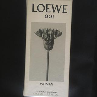 ロエベ(LOEWE)のぽかぽか様 専用  ロエベ 001 woman(香水(女性用))