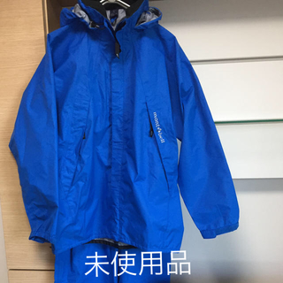 mont bell - 特価!! 新品未使用品 モンベル レインウエア上下 メンズS