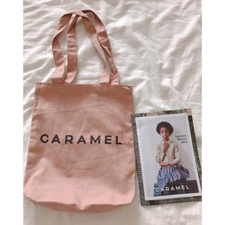 キャラメルベビー&チャイルド(Caramel baby&child )のキャラメル エコバッグ(エコバッグ)