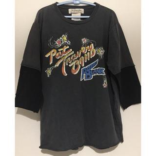 アパルトモンドゥーズィエムクラス(L'Appartement DEUXIEME CLASSE)のREMI RELIEF ROCK Tシャツ(Tシャツ(長袖/七分))