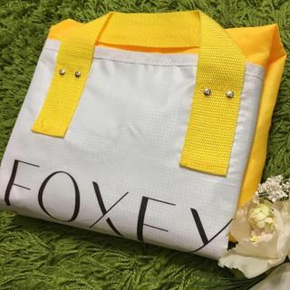 フォクシー(FOXEY)の新品フォクシー❤︎保冷バッグ(エコバッグ)