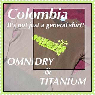 コロンビア(Columbia)の♦️【COLUMBIA】単なるシャツではございません☆‼️(Tシャツ/カットソー(七分/長袖))
