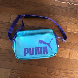PUMA - エナメルバッグ