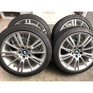 BMW - BMW E90 E91 純正オプション18インチホイール スタースポーク193M