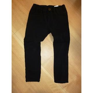 ブリーズ(BREEZE)のBREEZE ブリーズ ストレッチパンツ 黒色 100サイズ(パンツ/スパッツ)
