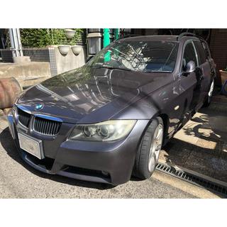 BMW - E91の320iツーリング、Mスポーツパッケージ、部品バラ売り