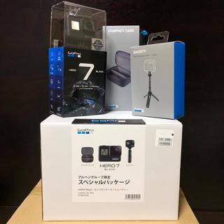 GoPro - 新品 GoPro HERO7 BLACK スペシャルパッケージ 国内正規品①