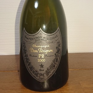 ドンペリニヨン(Dom Pérignon)のドン・ペリニヨン P2 2000年(シャンパン/スパークリングワイン)