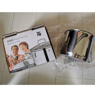 ヴェーエムエフ(WMF)の新品未使用! WMF  ミルクポット 14cm/1.7L(鍋/フライパン)