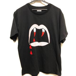 サンローラン(Saint Laurent)のサンローランtシャツ(Tシャツ/カットソー(半袖/袖なし))