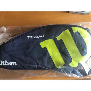 ウィルソン(wilson)のウィルソン TEAM JP 6 PACK NYLM テニスバッグ(バッグ)