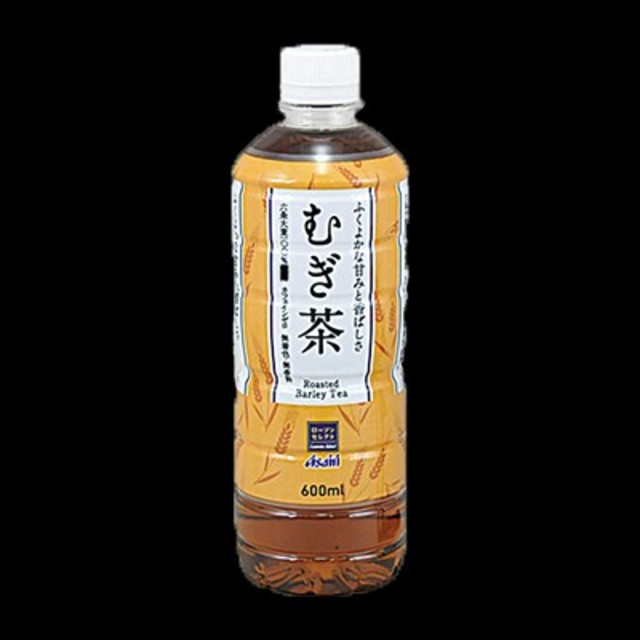 アサヒ(アサヒ)のローソンセレクト むぎ茶600ミリ 48本 食品/飲料/酒の飲料(茶)の商品写真