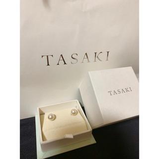 TASAKI - タサキ TASAKI タサキ真珠 パールピアス 7mm