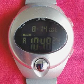 アルバ(ALBA)の【のりお様専用】ALBA SPOON(アルバ スプーン)(腕時計(デジタル))