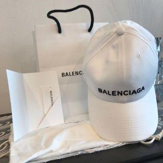 Balenciaga - BALENCIAGA バレンシアガ ロゴ キャップ