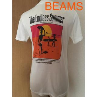ビームス(BEAMS)のused☆着用数回☆BEAMS サーフTシャツ(Tシャツ(半袖/袖なし))