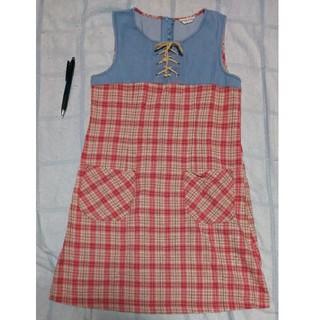 マリメッコ(marimekko)の子供服 ワンピース(ワンピース)