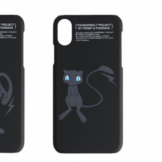 FRAGMENT - fragment pokemon iPhone case ミュウ