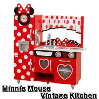 ミニーマウス(ミニーマウス)のミニーマウスのビンテージキッチン(キャラクターグッズ)