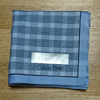 カルバンクライン(Calvin Klein)のメンズハンカチ(ハンカチ/ポケットチーフ)