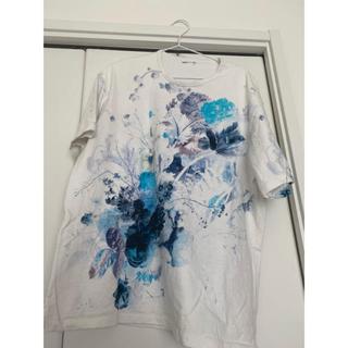 ラッドミュージシャン(LAD MUSICIAN)のladmusician 花柄 Tシャツ(Tシャツ/カットソー(半袖/袖なし))