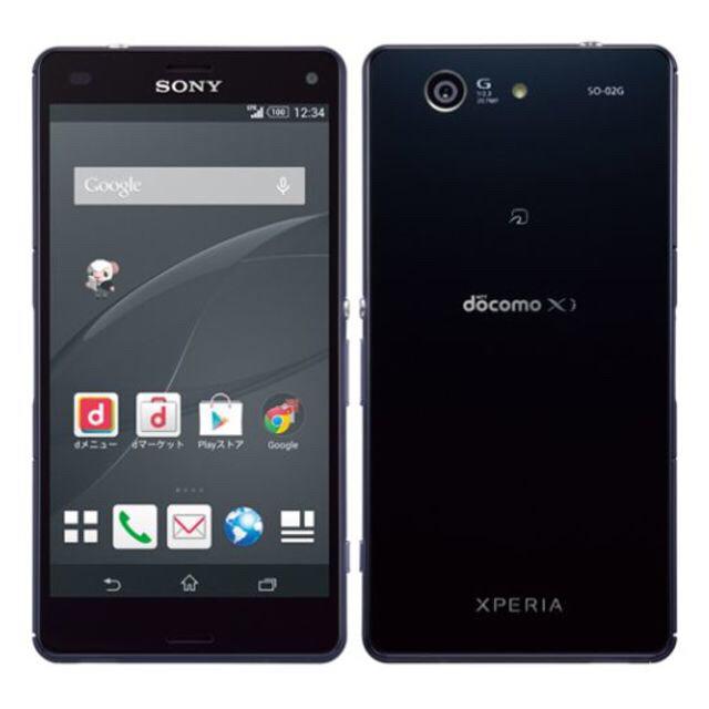 SONY(ソニー)の【交換品】SONY Xperia Z3 Compact SO-02G スマホ/家電/カメラのスマートフォン/携帯電話(スマートフォン本体)の商品写真