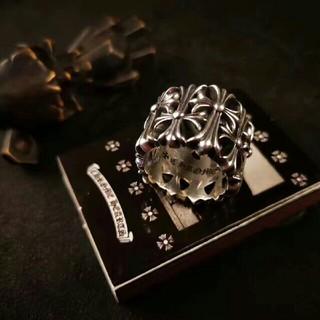 クロムハーツ(Chrome Hearts)の クロムハーツ セメタリークロス リング(リング(指輪))