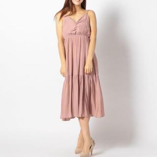 MISCH MASCH - 新品 定価9,612円 ギャザーが可愛い♡ワンピース ピンク 大幅お値下げ❣️