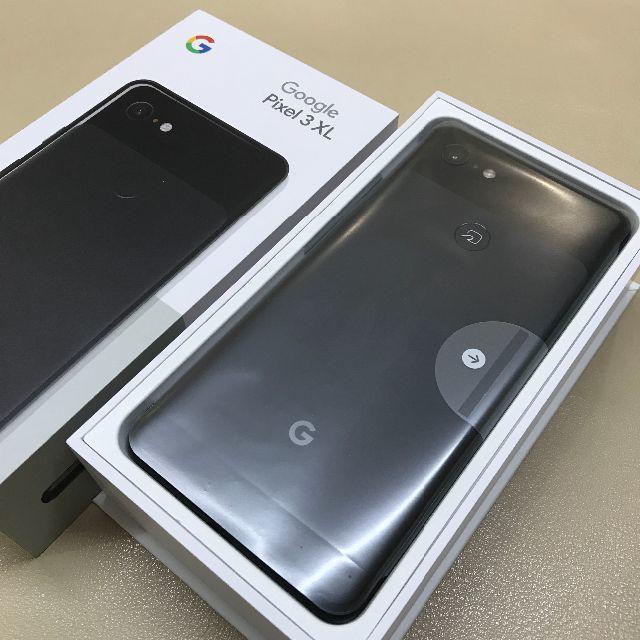 ANDROID(アンドロイド)の【新品未使用】Pixel 3 XL Softbank スマホ/家電/カメラのスマートフォン/携帯電話(スマートフォン本体)の商品写真