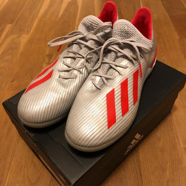 adidas(アディダス)のトレーニングシューズ X19.1 TF 27.5cm スポーツ/アウトドアのサッカー/フットサル(シューズ)の商品写真