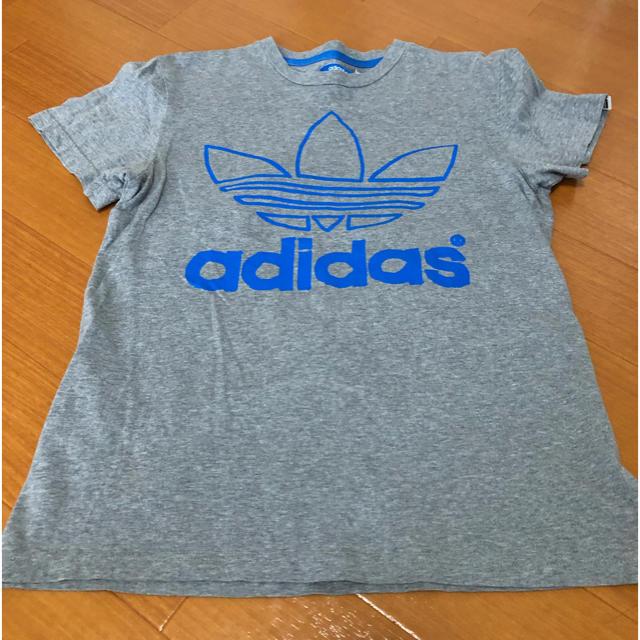 adidas(アディダス)のアディダス T レディースのトップス(Tシャツ(半袖/袖なし))の商品写真
