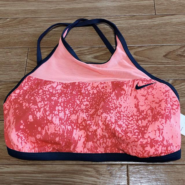 NIKE(ナイキ)の【美品・美色】Nike トレーニングブラ M サイズ スポーツ/アウトドアのトレーニング/エクササイズ(トレーニング用品)の商品写真