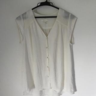 H&Mトロミシャツ