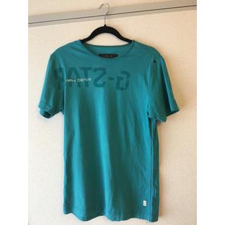 ジースター(G-STAR RAW)のGーSTAR RAW330 メンズ Tシャツ グリーン(Tシャツ/カットソー(半袖/袖なし))