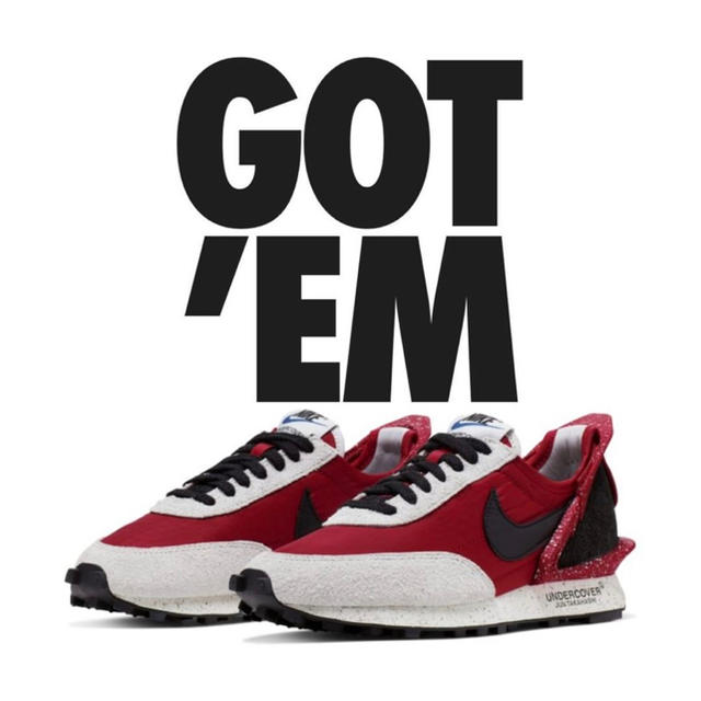 NIKE(ナイキ)の【最安値‼️】Nike×Undercover daybreak 27.5センチ メンズの靴/シューズ(スニーカー)の商品写真