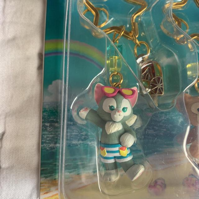 ジェラトーニ(ジェラトーニ)のジェラトーニ キーチェーン ストラップ サニーファン エンタメ/ホビーのおもちゃ/ぬいぐるみ(キャラクターグッズ)の商品写真