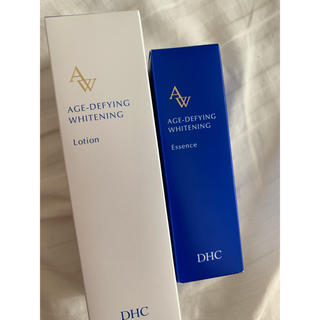 ディーエイチシー(DHC)のDHC ホワイトケアセット(化粧水 / ローション)