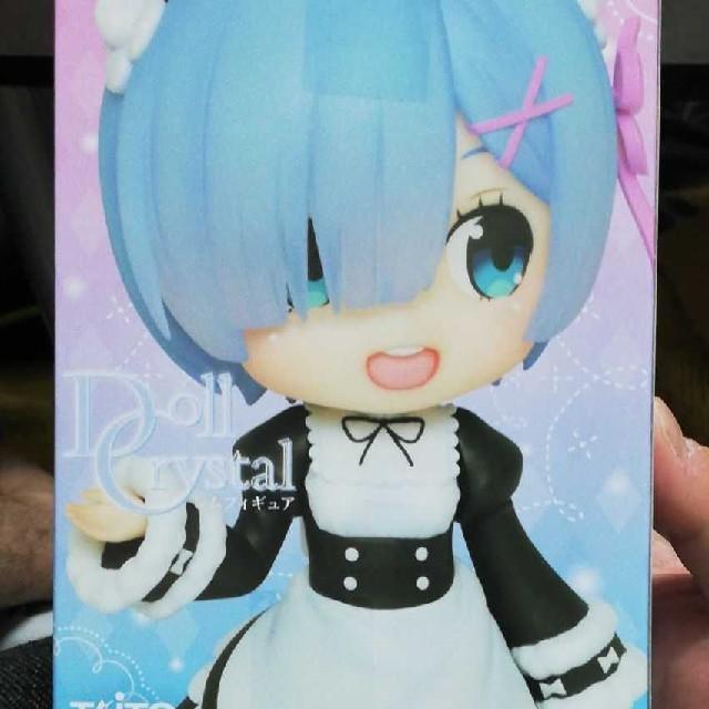 レム フィギュア エンタメ/ホビーのおもちゃ/ぬいぐるみ(キャラクターグッズ)の商品写真