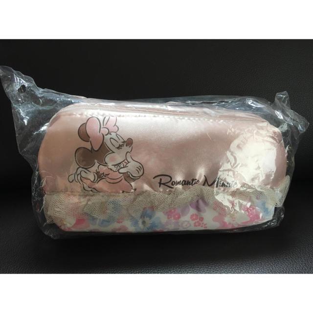 Disney(ディズニー)のミニーマウス ワイヤーポーチ エンタメ/ホビーのおもちゃ/ぬいぐるみ(キャラクターグッズ)の商品写真