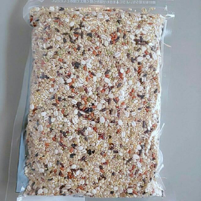 種商 国内産十六穀米 業務用 500g×6 食品/飲料/酒の食品(米/穀物)の商品写真