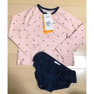 エイチアンドエム(H&M)のH&M kids 水着♡100サイズ 新品タグ付き♡(水着)