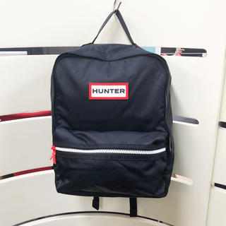HUNTER - 新品 HUNTER ハンター バックパック JBB6005KBM ブラック