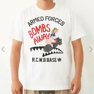 RODEO CROWNS WIDE BOWL - ロデオクラウンズ Tシャツ メンズ用M