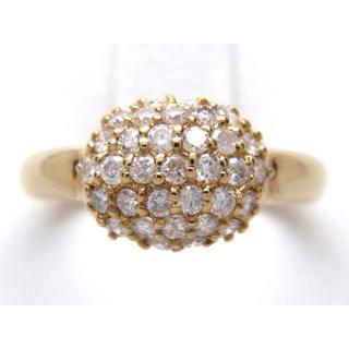 最終価格 お値引き不可 K18 ダイヤモンド 0.51ct リング(リング(指輪))