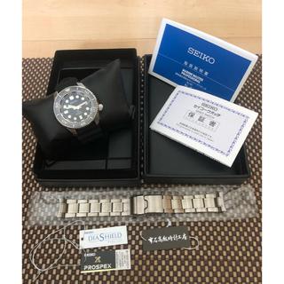 セイコー(SEIKO)の新人ジョー。さま専用    SBDX023 mm300 プロスペックス 保証有 (腕時計(アナログ))